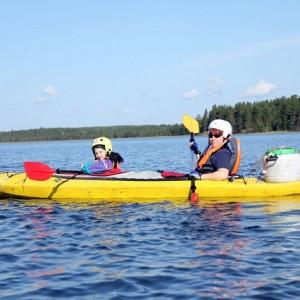 Особенности водного туризма