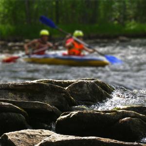 Что нужно купить для водного туризма?
