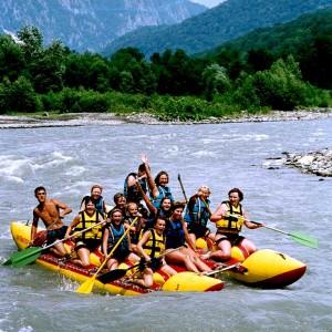 Что нужно взять для сплава по горной реке?
