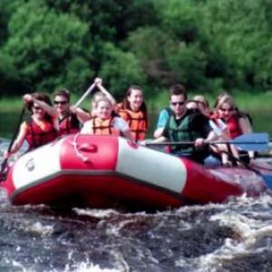 Необходимый инвентарь для водного туризма